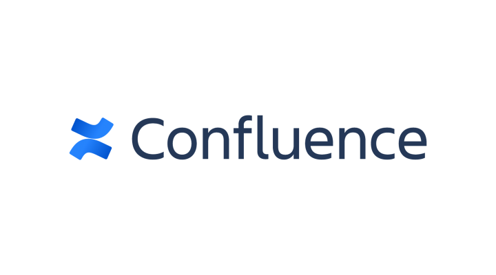 Atlassian Confluence header