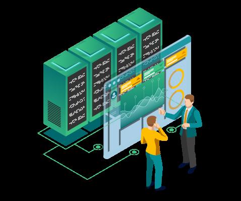 data center managed hosting-1