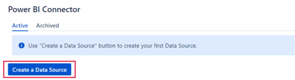 Power BI Create a Datasource DEMICON