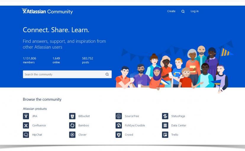 Atlassian Community - Kick it like...