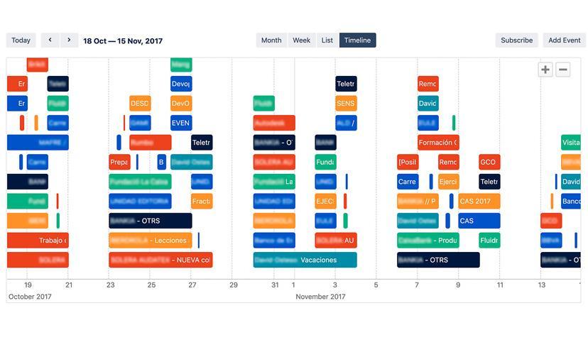 Tempo Planner – kein Chaos im Unternehmenskalender